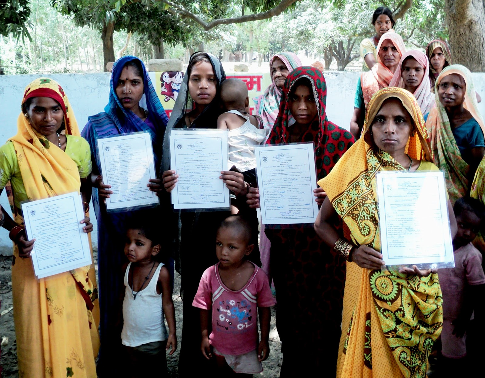 Citizen news service cns invisible births are major roadblock the national figure is 954 like in all other development indicators uttar pradesh also lags behind in the child birth registration aiddatafo Images