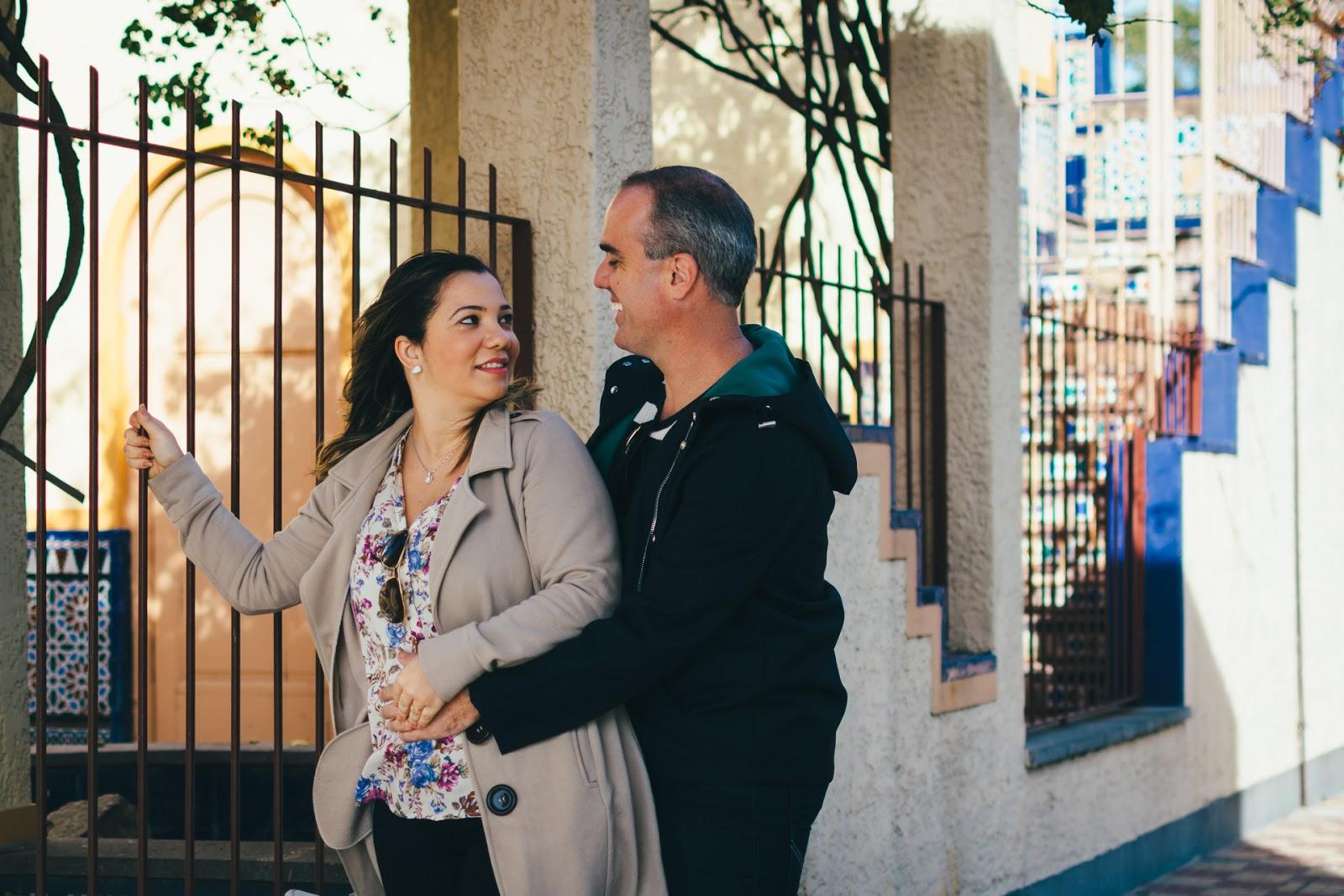 Ensaio Foto Casal em Montevideu
