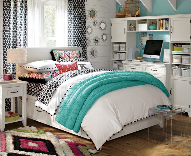 teen girl bedroom idea 39