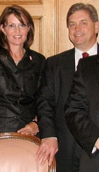 TransCanada, Hal Kvisle with Sarah Palin & Dennis McConaghy.