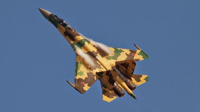 Menhan Inginkan Jet Tempur SU-35 dan Kapal Selam Kilo Class