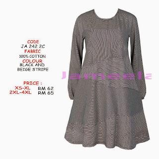 T-shirt-Muslimah-Jameela-JA242(2C)