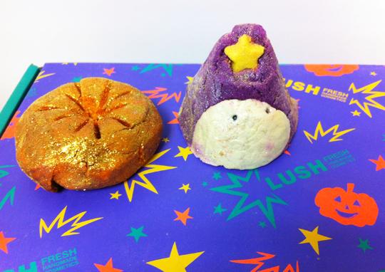 Wizard y Sparkly Pumpkin