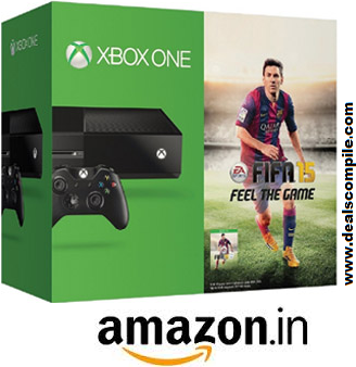 Xbox One comes with Fifa 15 bundled