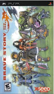 Brave Story New Traveler PSP