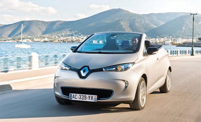 Renault Zoe Cabriolet