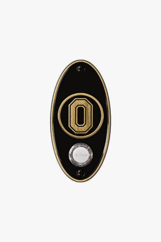 Ohio State Buckeyes NCAA Doorbell Kit