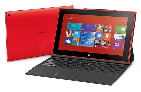 Nokia Lumia 2520 VS Asus Transformer Trio Book Specs Comparison
