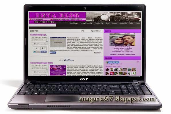 LeYa Blog