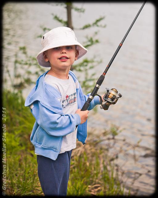 Walkin 39 with the wild woman take a kid fishing for Take a kid fishing