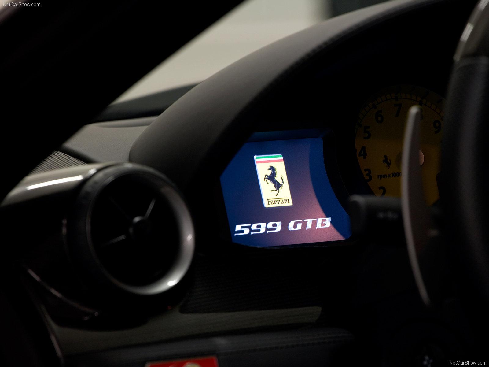 Hình ảnh siêu xe Edo Ferrari 599 2007 & nội ngoại thất