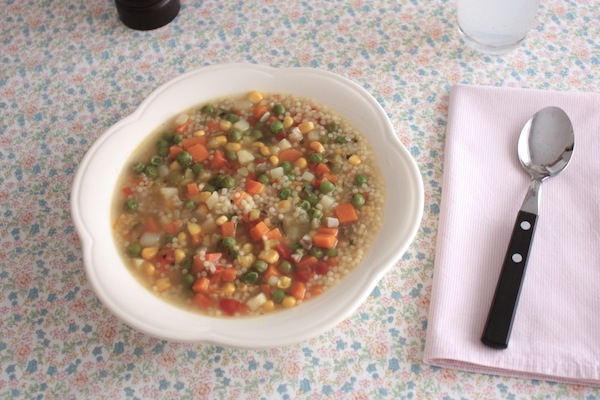 Ro Guaraz · minestrone · 04
