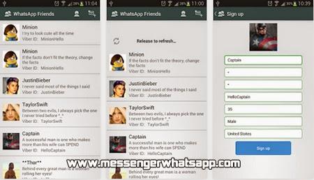 Encuentra nuevos amigos y amigas con WhatsApp Friends