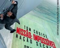 Promoção 'Missão Impossível Nação Secreta' Transamérica