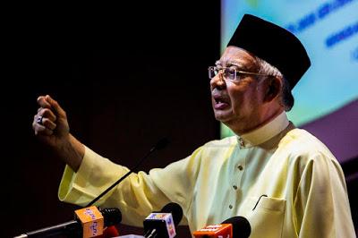 E-Buku IH-105: 'Saya tidak akan turun!' -PM Najib Tegas.