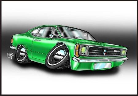 caricaturas com carros | NILARTISTA