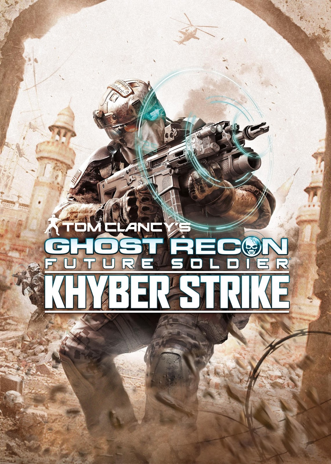 Ghost Recon: Future Soldier Khyber Strike