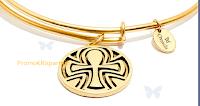 Logo Vinci un elegante bracciale con il contest Chrysalis