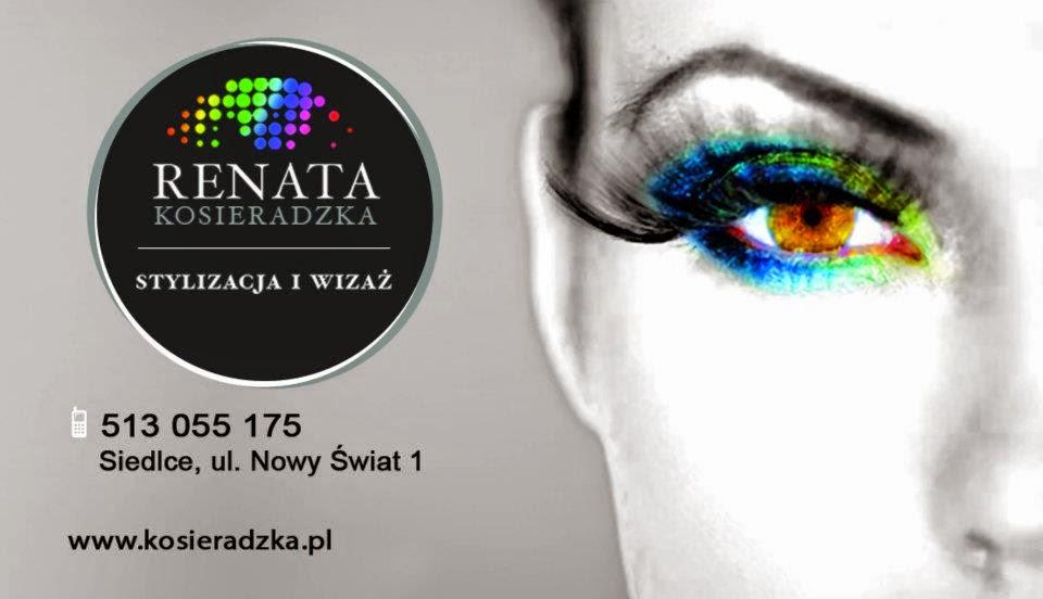 Renata Kosieradzka - Wizażystka