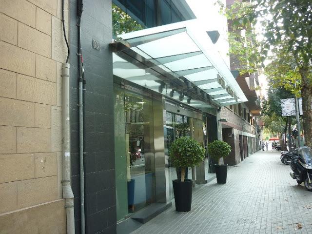 hotel century park barcelona