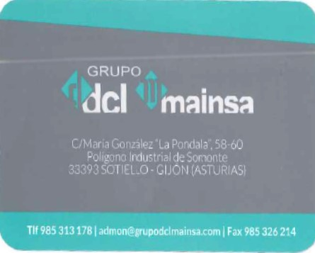 DCL MAINSA