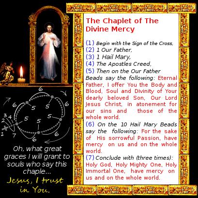 miserricoeordia en ingles para aprender a rezar
