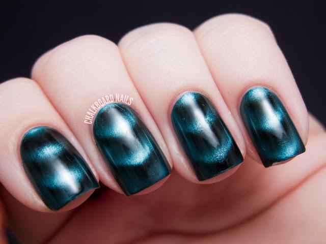 Chalkboard Nails: Nails Inc Whitehall
