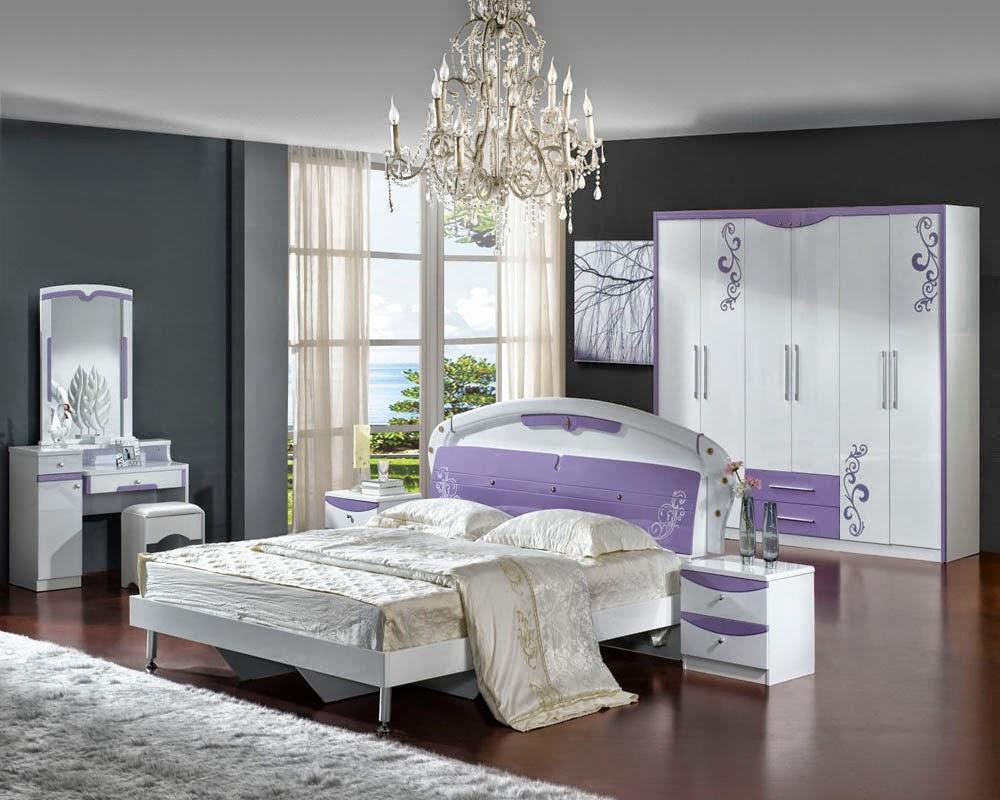 Chambre moderne bois: lit podium pour une chambre a coucher ...