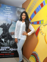 Sushma Raj photos at Maaya Movie Premier-cover-photo