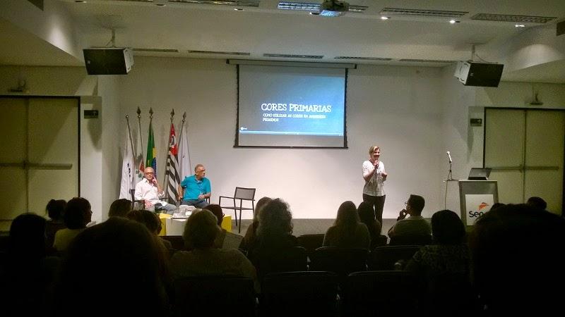 """Workshop """"Organizando pequenos espaços"""", Senac - Santos"""