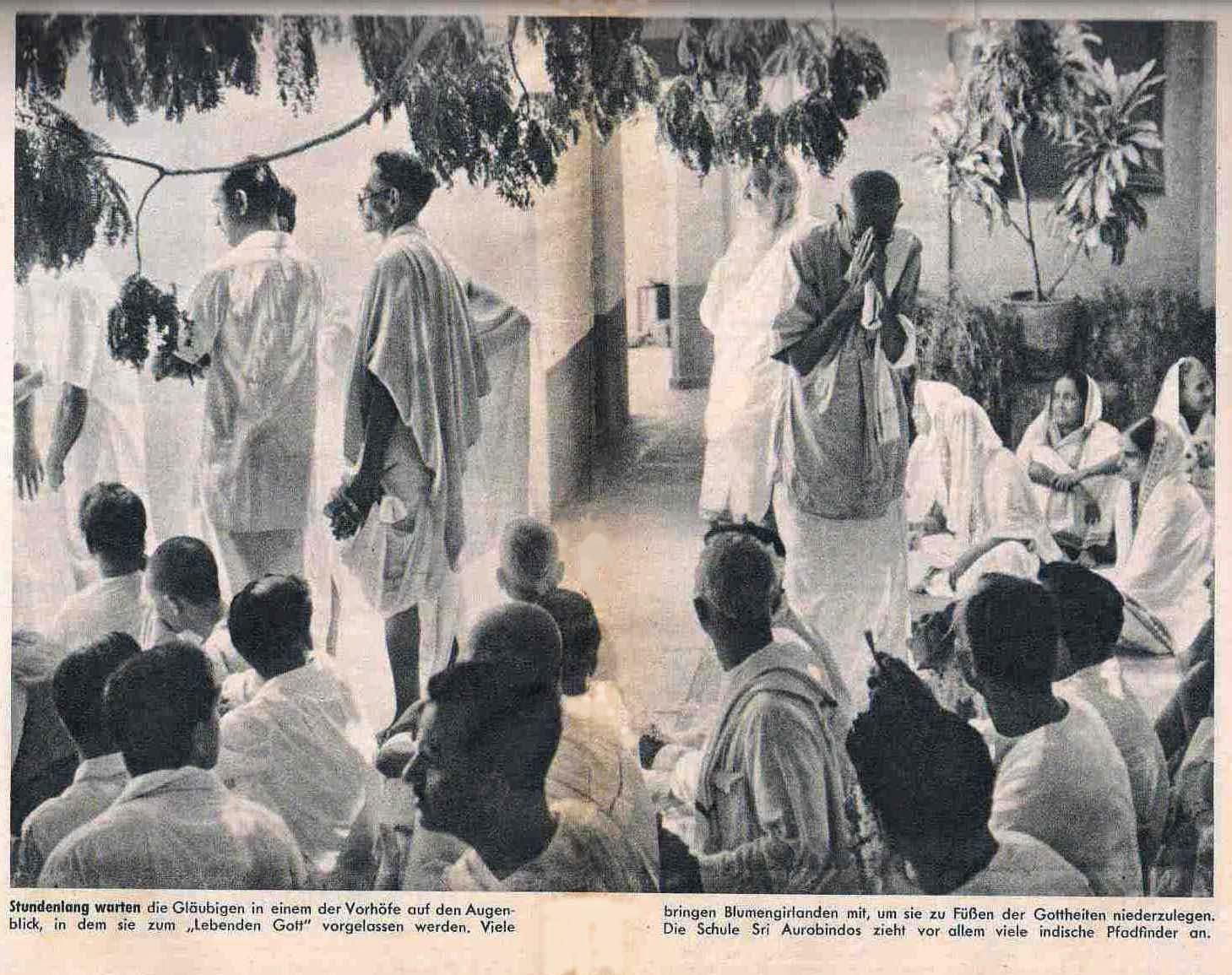 Savitri Era Devotees: August 2014