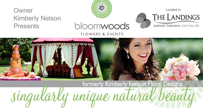 Bloomwoods Flowers By Kim Nelson