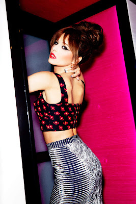 Cheryl Cole Makeup wallpaper