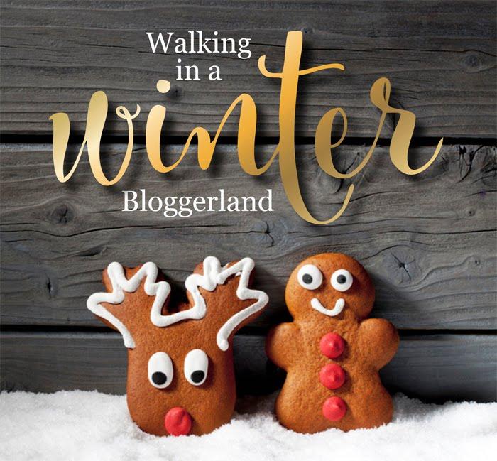 Walking in a Winter Bloggerland
