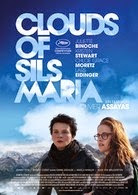 MINI-MOVIE REVIEW: Clouds of Sils Maria