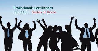 PROFISSIONAIS CERTIFICADOS C31000 no Brasil e no Mundo