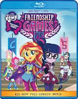 Equestria Girls: Friendship Games (Blu-Ray)