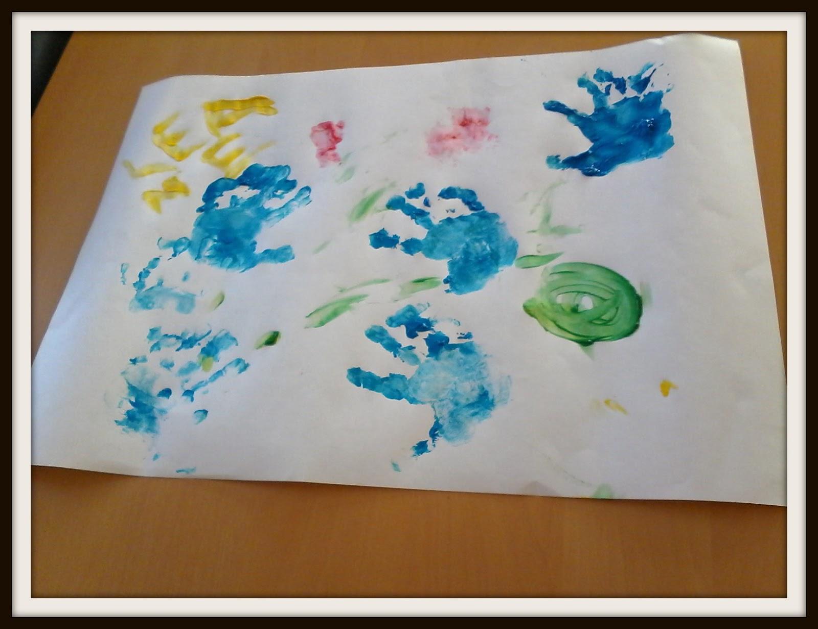 BB Koala bambin peinture activité RAM jouer assistantes maternelles