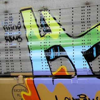 Graffiti Letter H Design