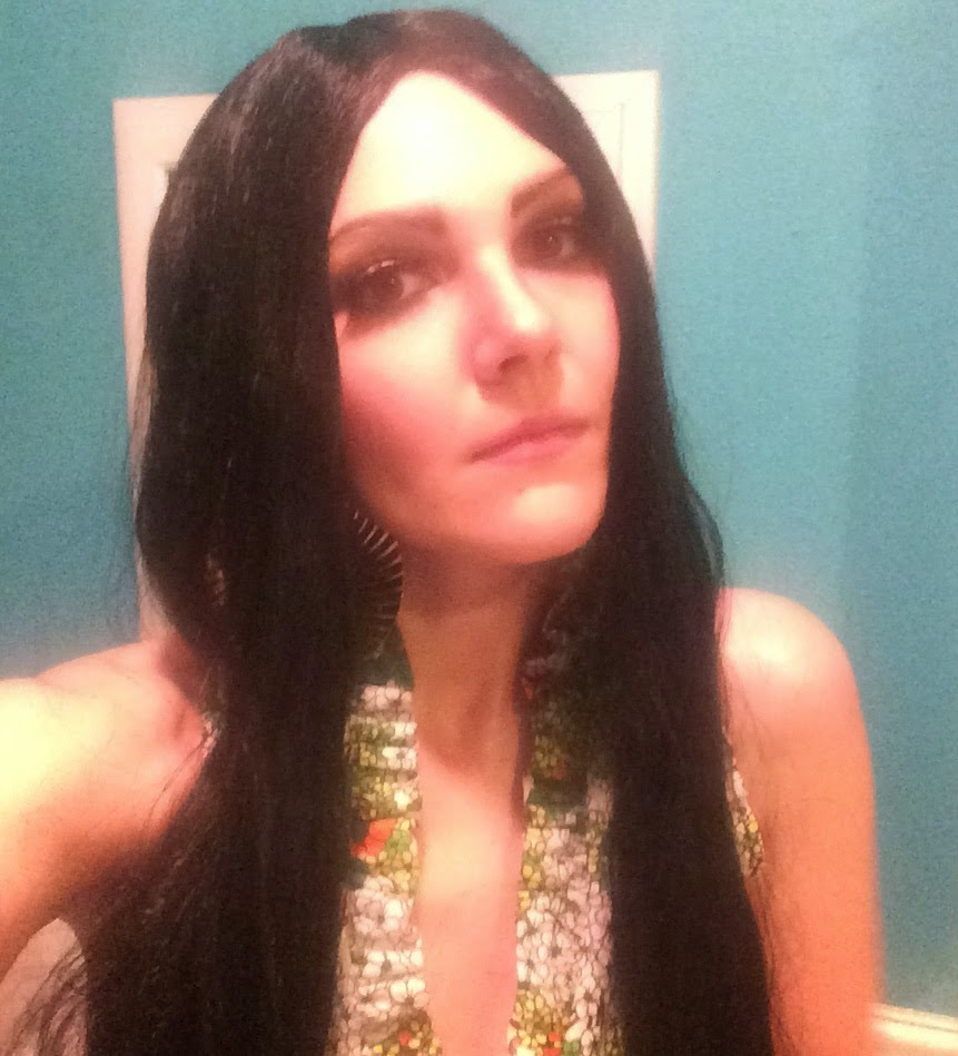 1970s Cher Costume on Don Juan's Reckless Daughter