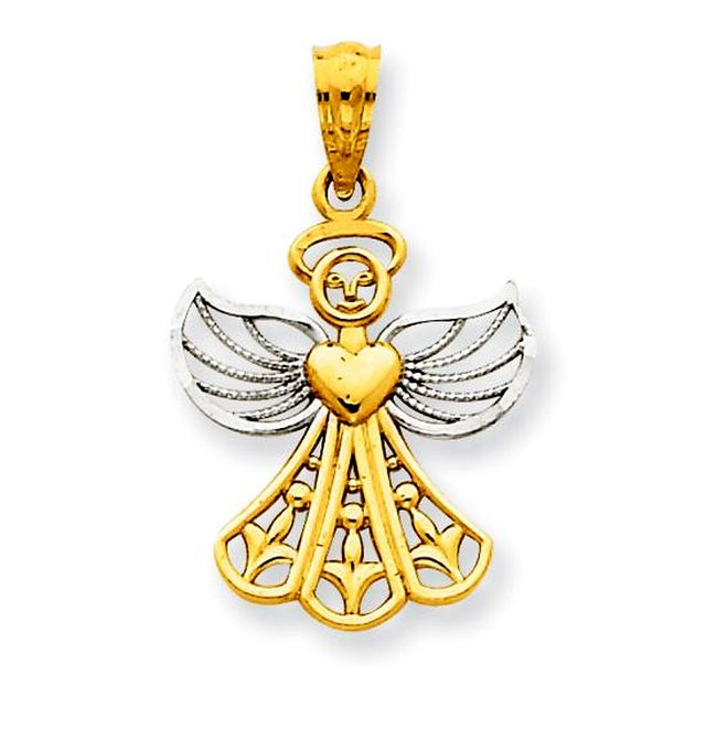 Angel Jewelry Gold
