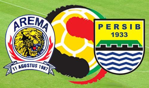 Arema vs Persib ISL 2013 - Dunia Info dan Tips
