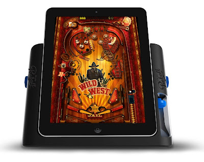 ok ok no iPad Pinball Game Console