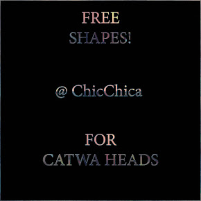 FREE SHAPES FOR CATWA BENTO HEADS
