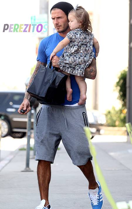 Clic Chic David Beckham Style