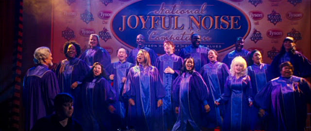 Joyful Noise choir © 2011 Alcon Film Fund, LLC