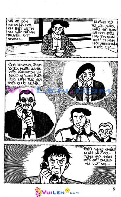 Jindodinho - Đường Dẫn Đến Khung Thành III  Tập 51 page 9 Congtruyen24h