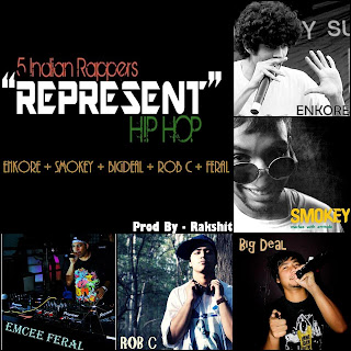 Represent - 5 Indian Rappers free download mp3