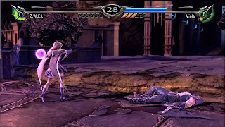 Free Download Soul Calibur Broken Destiny PSP Game Photo