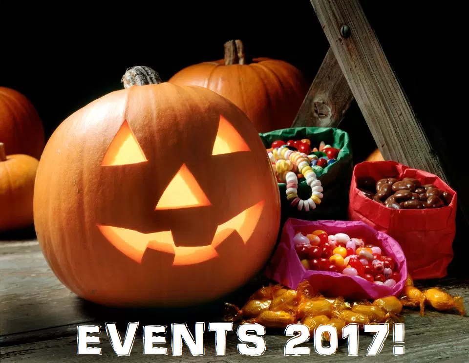 Connecticut Halloween Events 2017